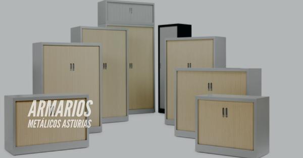 armarios metalicos asturias