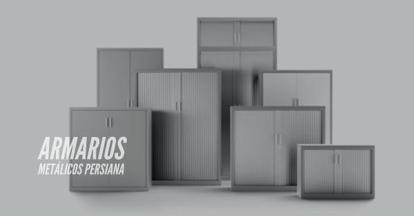 armarios metalicos persiana